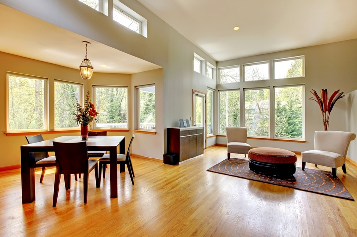 Decorate A Living Room With Wood Floors, Wood Floors In Living Room